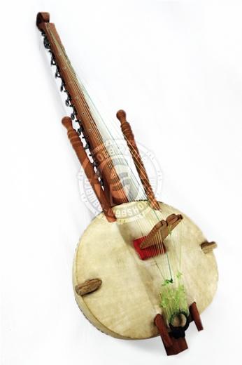 Kora mit Tasche - Guinea