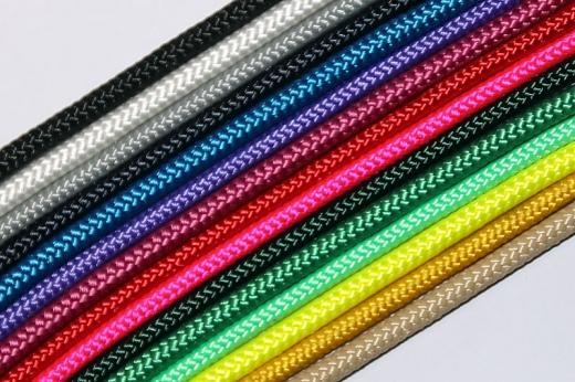 Polyesterschnur PES in versch. Farben u. Durchmessern