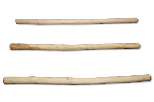 Basstrommel-Sticks (Set - 3 Stück) - Guinea