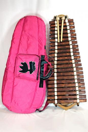 Balafon Guinea - 22 Klangstäbe