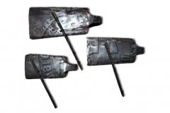 Set Basstrommel-Glocken