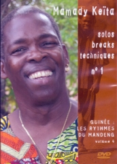 Mamady Keita - Guinée: Les rythmes du Mandeng Volume 4