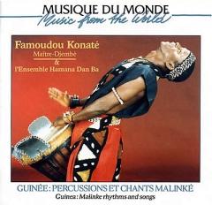 Famoudou Konaté et lensemble Hamana Dan Ba
