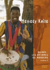 Mamady Keita - Guinée: Les rythmes du Mandeng Volume 3