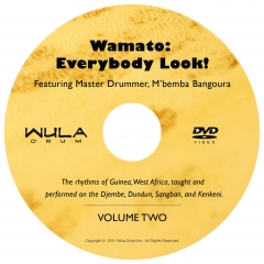 Wamato: Everybody Look - Vol. 2
