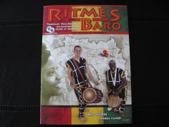 Djembélesboek Ritmes uit Baro