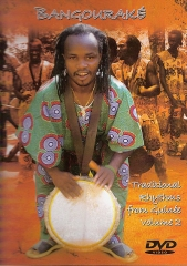Bangouraké - Traditional Rhythms from Guinée - Vol. 2