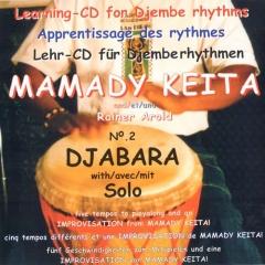 Mamady Keita - Lehr CD - Djabara
