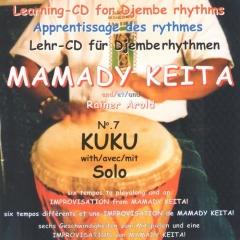 Mamady Keita - Lehr CD - Kuku
