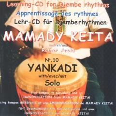 Mamady Keita - Lehr CD - Yankadi