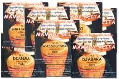 Mamady Keita - Lehr CDs - CD 1 - 12