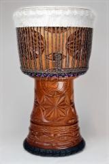 Wula-styled Lenke-Djembe Guinea