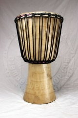 beginner djembe from Guinea - L