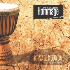 Hommage - Billy, Diarra, Ibro und Fodé Konaté