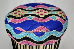 Djembe head cover Guinea