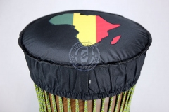 Djembe head cover Africa