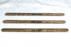 Basstrommel Sticks aus Hickory