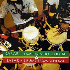 Sabar - drums from Senegal Vol. 1