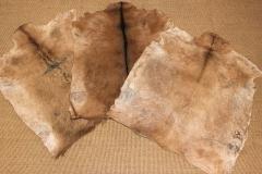 Ziegenfell aus Mali mit Haar