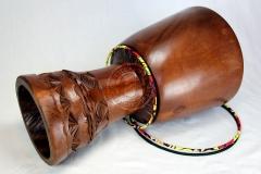 Djalla Djembekörper Guinea - deco